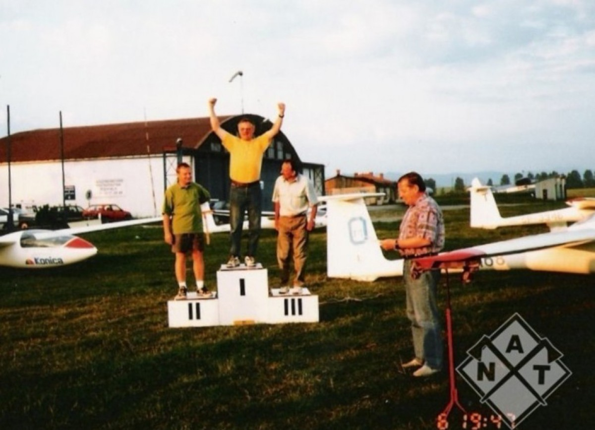 Szybowcowe Mistrzostwa Podhala - 20 lat wstecz
